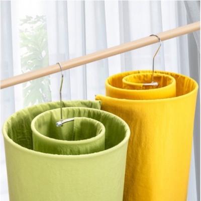 ไม้แขวนผ้าห่ม แบบกลม และ เหลี่ยม