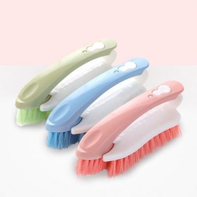 แปรงขัดทำความสะอาด (ถอดแยกชิ้นได้) แปรงซักผ้า มี 3 สี