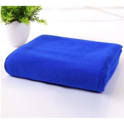 ผ้าขนหนูนาโน  สีพื้น มี 3 สี