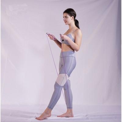 เชือกกระโดดสายเคเบิล ปรับความยาวสายได้ Jump Rope มี 6 สี