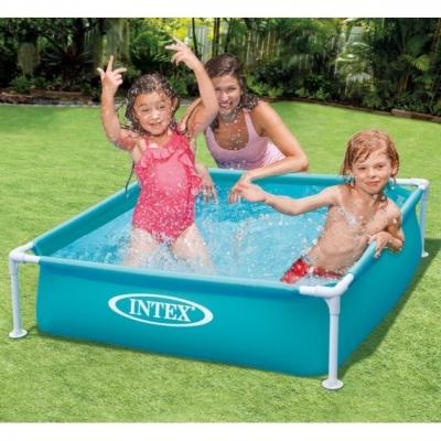 INTEX สระน้ำ Mini Frame Pool สระน้ำเด็ก