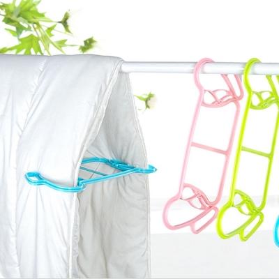 ไม้แขวนกางผ้าห่ม ที่กางผ้าห่ม เวลาตาก