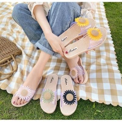 รองเท้าแตะดอกทานตะวัน มี 3สี 5 size