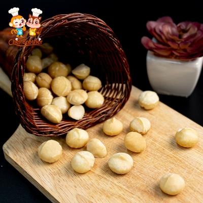 ขนม ถั่วแมคคาเดเมีย  อบเนย  ขนาด 60 กรัม แถมฟรี กระดาษเช็ดมือ