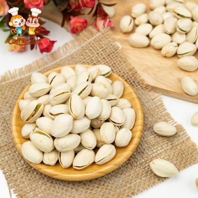 ขนม ถั่วพิสตาชิโอ อบเกลือ ขนมสุขภาพ Pistachio พิสตาชิโอ ขนาด 90 กรัมแถมฟรี กระดาษเช็ดมือ