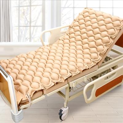 ที่นอนป้องกันแผลกดทับ ที่นอนลมสำหรับผู้ป่วย แบบรังผึ้ง มี 2 สี