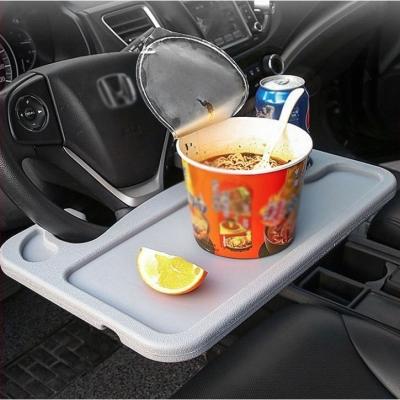 ที่วางอาหารในรถยนต์ อเนกประสงค์ มี 2 สี