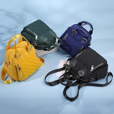 กระเป๋าสะพายข้าง กระเป๋าถือ ทรงไฮโซ มี 4 สี