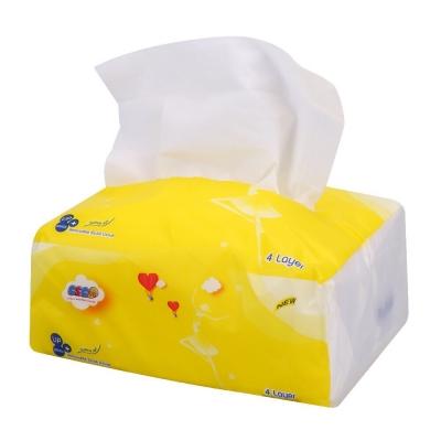 กระดาษทิชชู่  สีเหลือง CSC 1 ชิ้น
