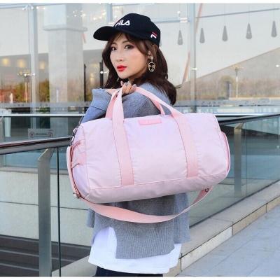 กระเป๋าทรงหมอน มีสะพายข้าง มี 2 สีให้เลือก