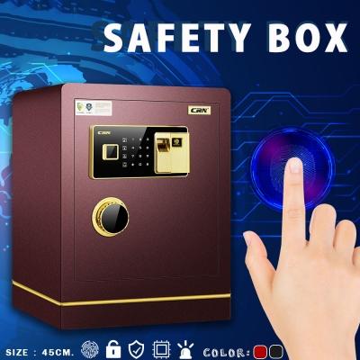 Safe Box ตู้เซฟ ตู้เซฟนิรภัย ตู้เซฟอิเล็กทรอนิกส์ ตู้เซฟแบบสแกนนิ้วมือ ระบบสัมผัส