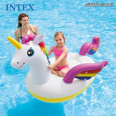 Intex 57281 แพยางแฟนซี ยูนิคอร์น Unicorn Island  ขนาดใหญ่