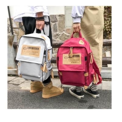 กระเป๋าใบใหญ่ บรรจุได้เยอะ เทรนด์เกาหลีกำลังมา มี 4 สี
