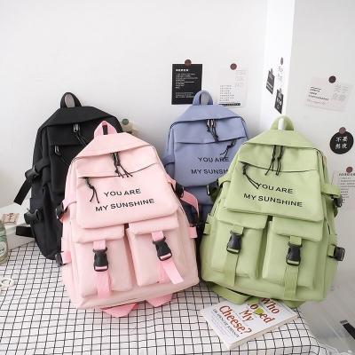 กระเป๋าเป้เซ็ท 5 ใบ YOU ARE มี 4 สี