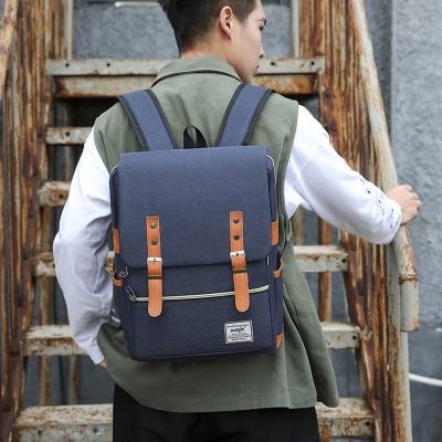 กระเป๋าสุดเท่ห์ ทรงนักเรียนญี่ปุ่น 1 เซ็ทมี 3 ชิ้น มี 4 สี