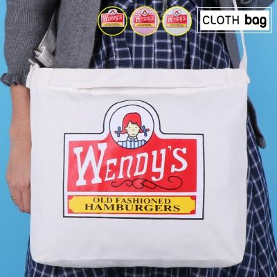 กระเป๋าผ้าเด็กหญิง คละสี