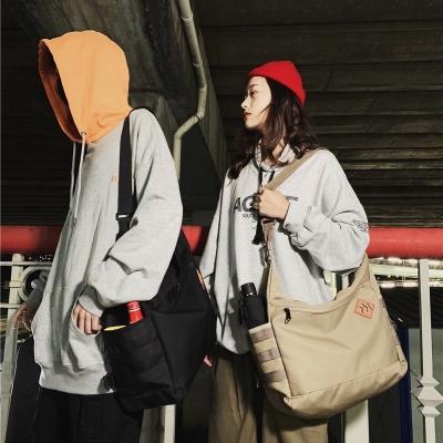กระเป๋าสะพายข้าง กระเป๋าผ้าสไตล์เกาหลี  มี 4 สี